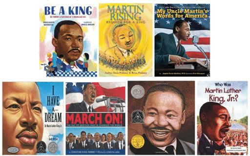 THIS WEEK IN THE LIBRARY - The Rev. Dr. Martin Luther King Jr.
