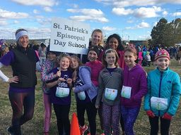 GIRLS ON THE RUN FINISH FALL STRONG