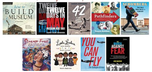 THIS WEEK IN THE LIBRARY - February is Black History Month
