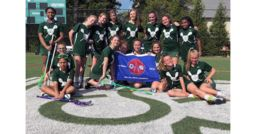 WOLFHOUNDS FINISH THEIR LACROSSE SEASON IN CHAMPIONSHIP GAMES
