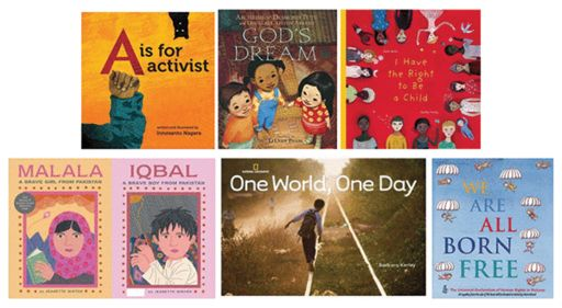 THIS WEEK IN THE LIBRARY - Human Rights Day | December 10