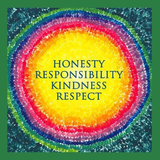 Honesty, Responsibility, Kindness, Respect